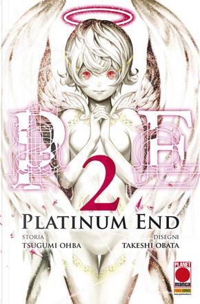 Platinum End vol. 2 by Tsugumi Ohba