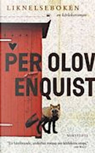 Liknelseboken by Per Olov Enquist