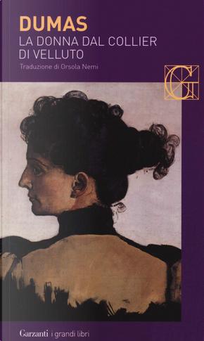 La donna dal collier di velluto by Alexandre Dumas