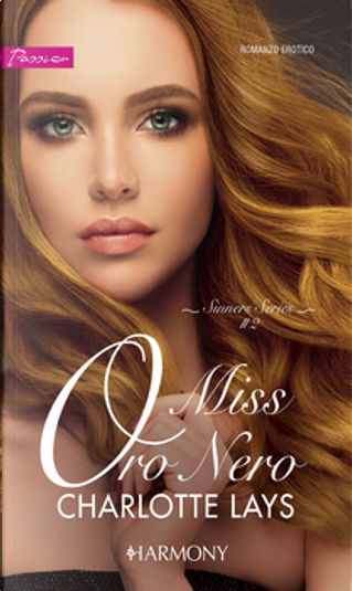 Miss Oro Nero by Charlotte Lays