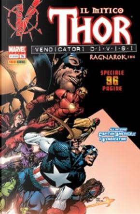 Thor n. 74 by Brian Michael Bendis, Daniel Berman, Michael Avon Oeming, Robert Kirkman