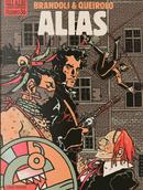 Alias by Anna Brandoli, Renato Queirolo