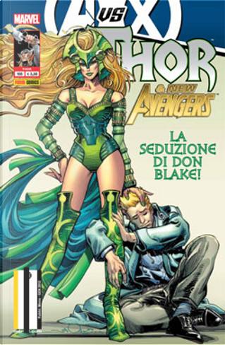Thor n. 166 by Brian Michael Bendis, Kieron Gillen, Matt Fraction