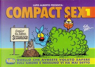 Compact Sex 1 by Lucia Cordero, Silver, Susanna Schimperna