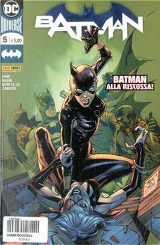 Batman n. 5 by Tom King