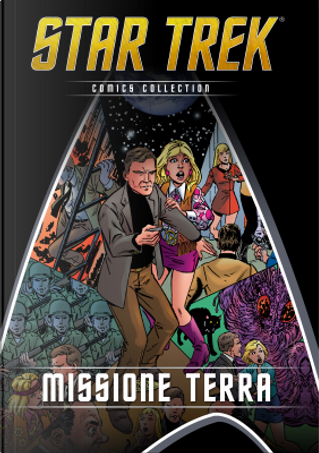 Star Trek Comics Collection vol. 23 by John Byrne