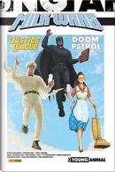 Justice league/Doom patrol by Cecil Castellucci, Gerard Way, Jody Houser, Jon Rivera, Magdalene Visaggio, Steve Orlando