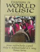 Excursions in World Music by Bruno Nettl, Charles Capwell, Isabel K. F. Wong, Philip V. Bohlman, Thomas Turino