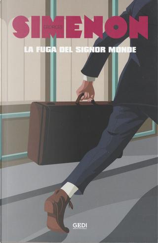 La fuga del signor Monde by Georges Simenon