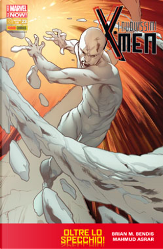 I nuovissimi X-Men n. 23 by Brian Michael Bendis, Greg Rucka, Marc Guggenheim