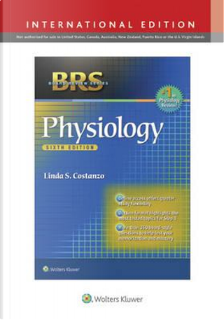 BRS Physiology (Board Review Series) by Linda S. Costanzo