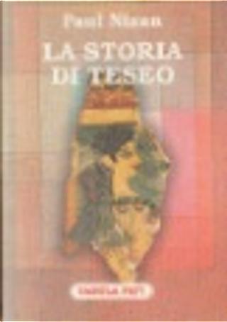La storia di Teseo by Paul Nizan
