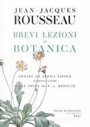 Brevi lezioni di botanica by Jean-Jacques Rousseau