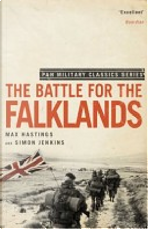 Battle for the Falklands by Max Hastings, Simon Jenkins