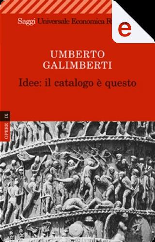 Idee by Umberto Galimberti