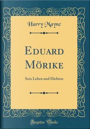 Eduard Mörike by Harry Maync