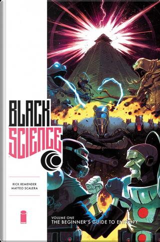 Black Science 1 by Rick Remender