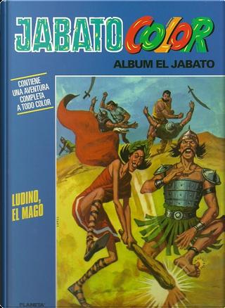 Ludino el mago by Antonio Bernal, Francisco Darnís, Víctor Mora