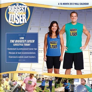 The Biggest Loser 2012 Calendar by Trends International Corp