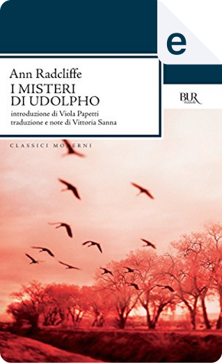 I misteri di Udolpho by Ann Radcliffe