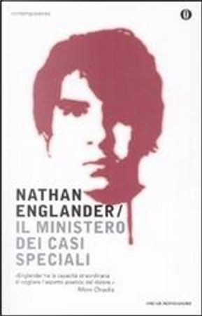 Il ministero dei casi speciali by Nathan Englander