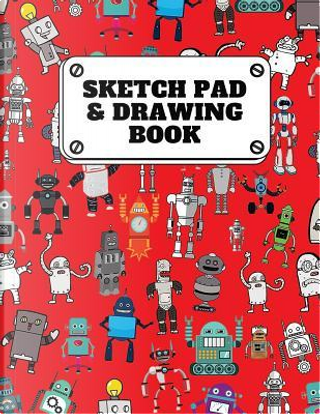 Sketch Pad & Drawing Book by Majestical Notebook