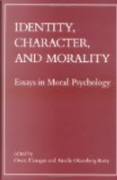 Identity, Character and Morality