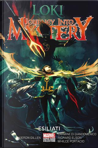 Loki: Journey into mystery vol. 2 by Andy Lanning, Dan Abnett, Kieron Gillen