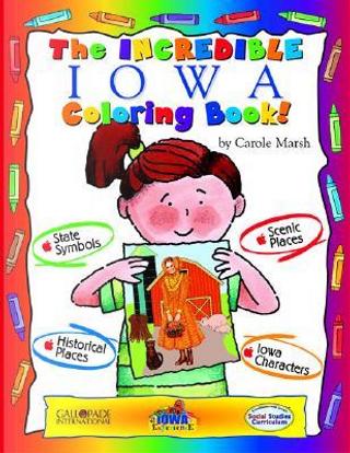 The Cool Iowa by Carole Marsh