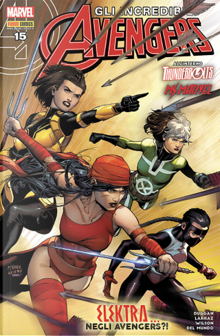 Incredibili Avengers #47 by G. Willow Wilson, Gerry Duggan, Jim Zub, Sam Humphries