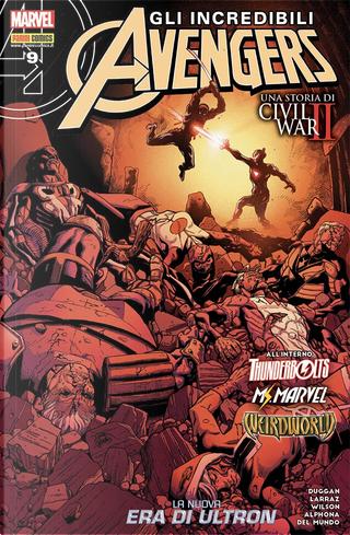 Incredibili Avengers #41 by G. Willow Wilson, Gerry Duggan, Jim Zub, Sam Humphries