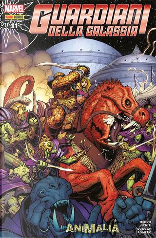 Guardiani della Galassia #43 by Brian Michael Bendis, Gerry Duggan, Karl Bollers