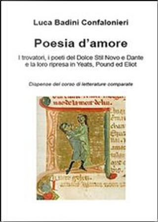 Poesia d'amore by Luca Badini Confalonieri