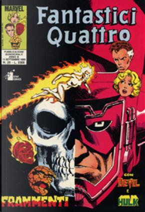 Fantastici Quattro n. 29 by Al Milgrom, Dennis O'Neil, John Byrne