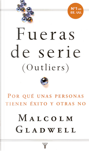 Fueras de serie by Malcolm Gladwell