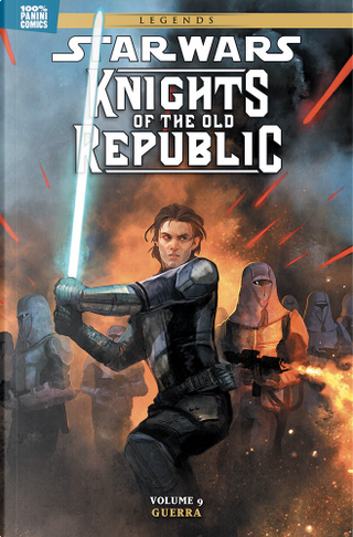 Star Wars: Knights of the Old Republic Vol. 9 by John Jackson Miller