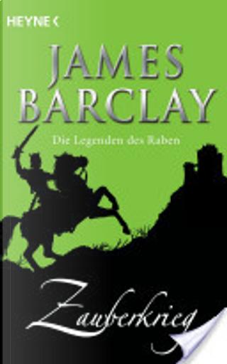 Zauberkrieg by James Barclay