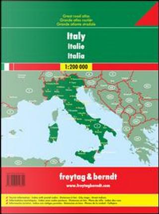 Italy 1 by Freytag-Berndt und Artaria KG