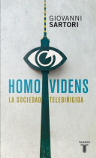 Homo videns by Giovanni Sartori