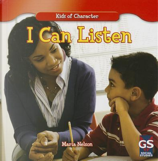 I Can Listen by Maria Nelson