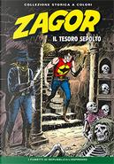 Zagor collezione storica a colori n. 122 by Franco Donatelli, Gallieno Ferri, Guido Nolitta, Marcello Toninelli, Moreno Burattini