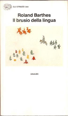 Il brusio della lingua by Roland Barthes