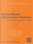 School Board Governance Training by William Powell