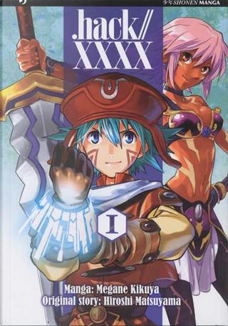 .hack//XXXX Vol. 1 by Megane Kikuya