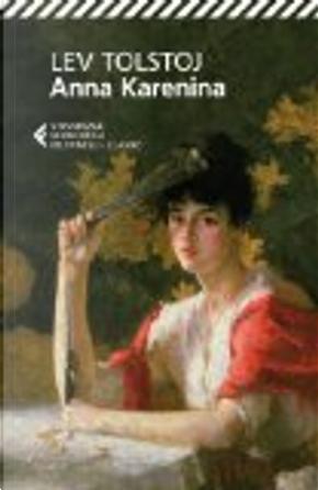 Anna Karenina by Lev Nikolaevič Tolstoj
