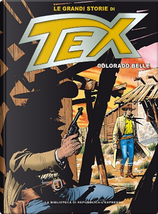 Le grandi storie di Tex n. 29 by Mauro Boselli
