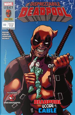 Deadpool n. 110 by Gerry Duggan