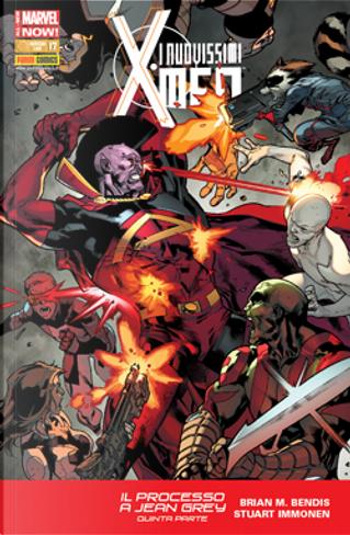 I nuovissimi X-Men n. 17 by Brian Michael Bendis, Brian Wood, Simon Spurrier