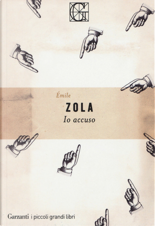Io accuso by Émile Zola
