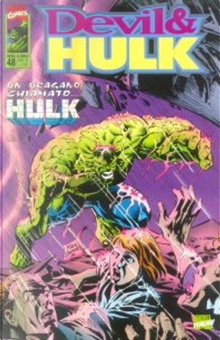 Devil & Hulk n. 048 by Joe Kelly, Peter David, Peter Milligan